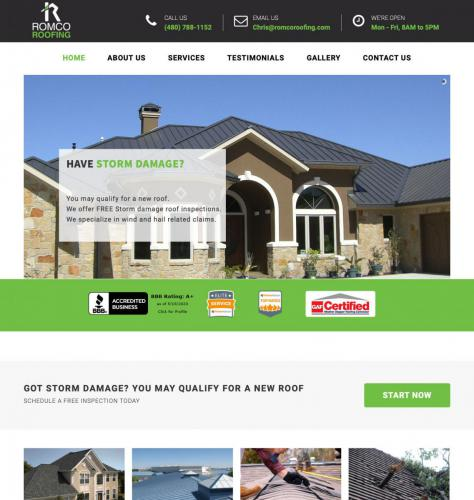 Romco Roofing