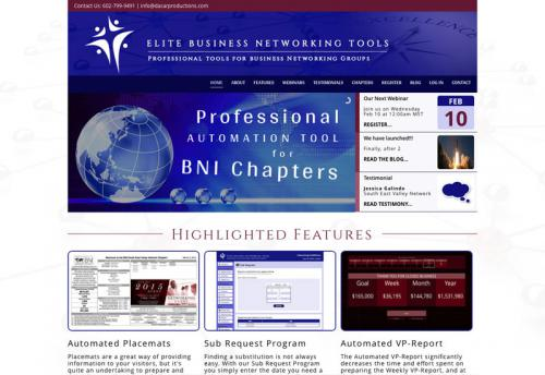 Elite Business Networking Tools
