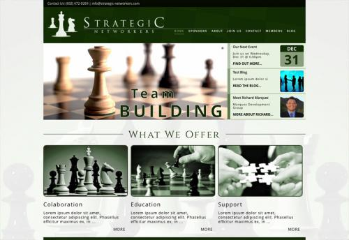 Strategic Networkers